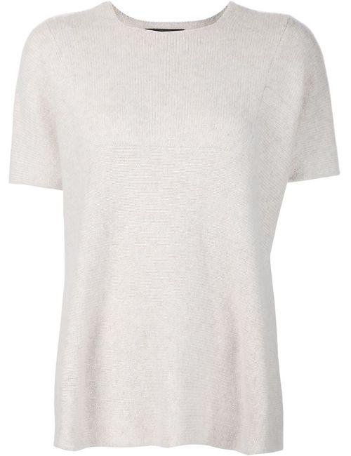 The Elder Statesman | Женское Knitted T-Shirt