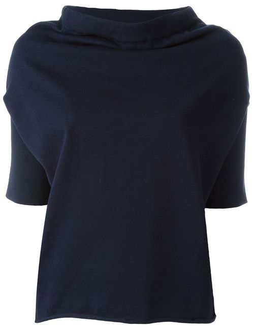 SOCIETE ANONYME | Женское Синий Jap Knit T-Shirt