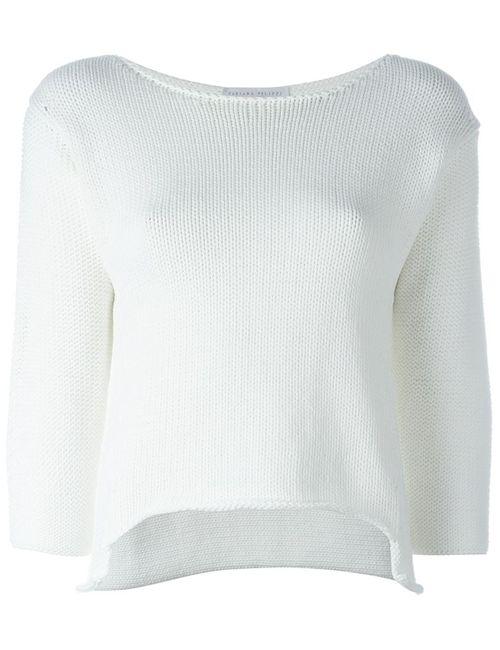 Fabiana Filippi | Женское Белый Knitted Sweater