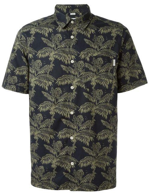 Carhartt | Мужская Синяя Рубашка Ron Ghetto Palm