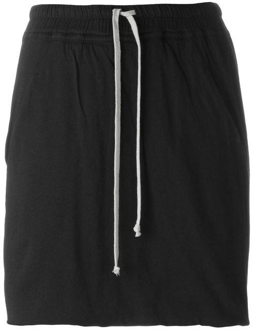RICK OWENS DRKSHDW | Женское Чёрный Buds Shorts