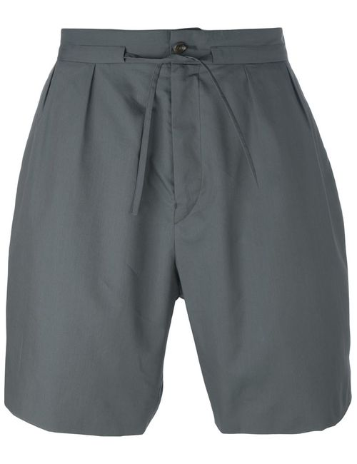 Ports | Мужское Серый Light Poplin Shorts