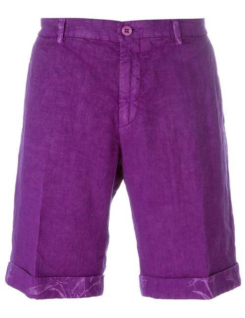 Etro | Мужское Розовый Fold Deck Shorts