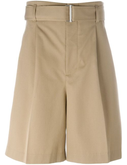 3.1 Phillip Lim | Мужское Многоцветный Belted Shorts
