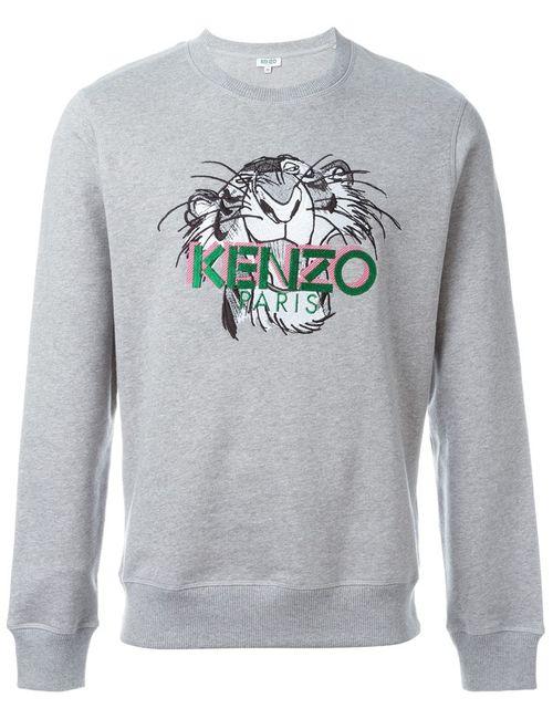 Kenzo | Мужское Серый Jungle Sweatshirt