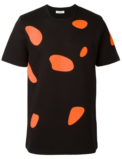 TIM COPPENS | Мужское Чёрный Mushroom Spot T-Shirt