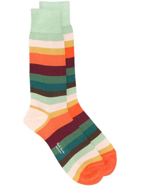 Paul Smith | Мужское Многоцветный Striped Socks