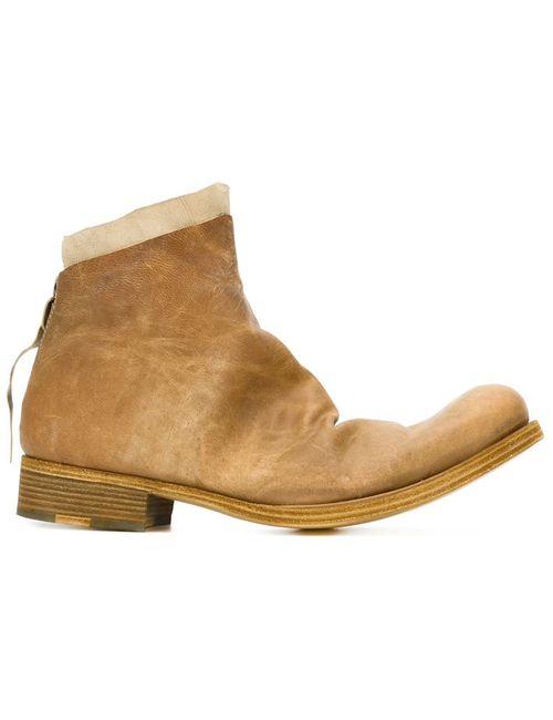 MA+ | Мужское Rear Zip Boots