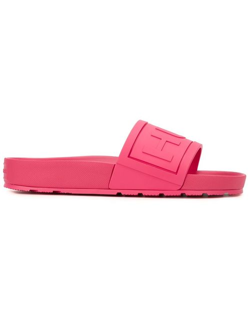 Hunter   Женское Розовый Slide Slippers