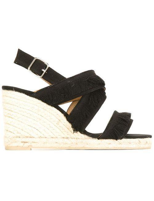 Castañer | Женское Чёрный Begga Sandals