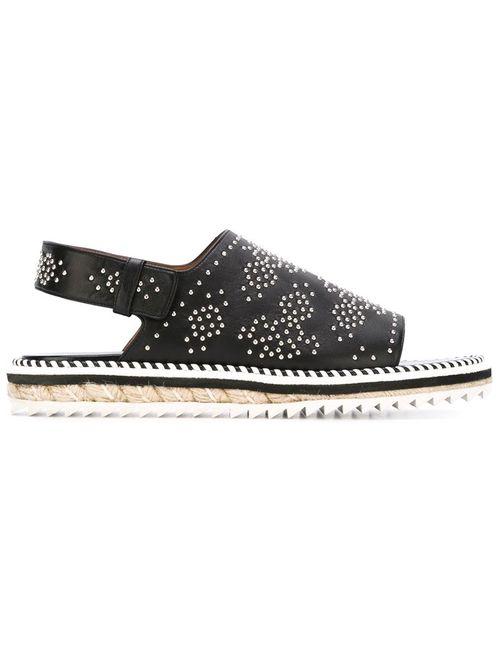 Givenchy | Женское Чёрный Studded Sandals