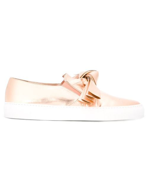 Cedric Charlier | Женское Серебристый Cédric Charlier Slip-On Sneakers