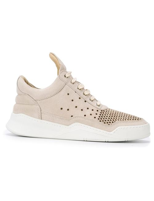 Filling Pieces | Женское Nude & Neutrals Low Top Sneakers