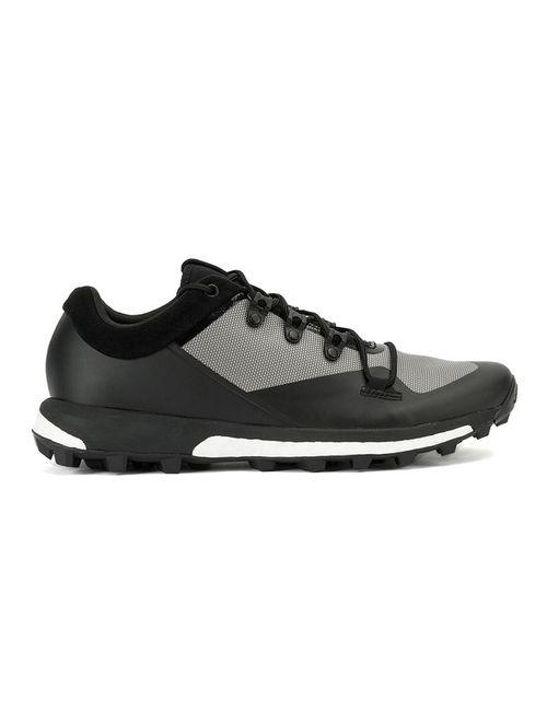 Adidas | Мужские Чёрные Кроссовки С Панельным Дизайном Y3 X