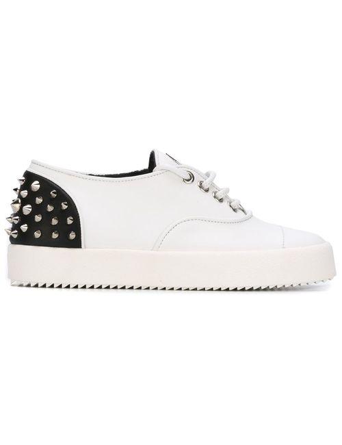 Giuseppe Zanotti Design | Женское Белый Rebecca Sneakers