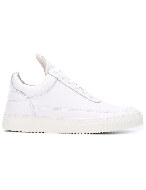 Filling Pieces | Женское Белый Triangular Tongue Classic Sneakers