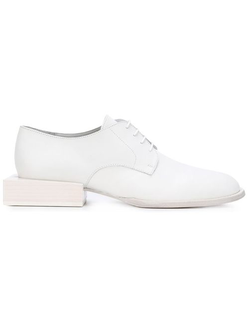 JACQUEMUS | Женское Белый Clown Derby Shoes
