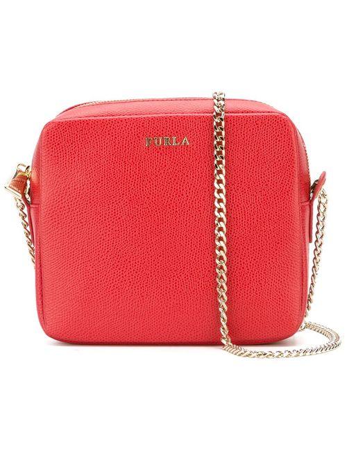 Furla | Женское Красный Square Cross Body Bag