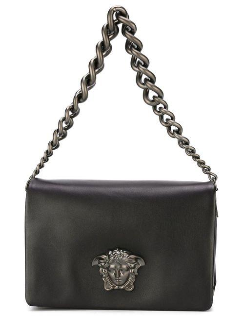 Versace | Женская Черный Сумка На Плечо Medusa
