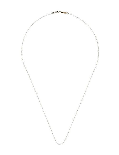 MARC ALARY | Серебристый Rolo Chain Necklace
