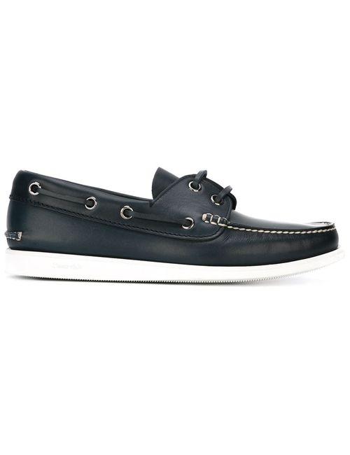 Church'S | Мужское Синий Boat Shoes