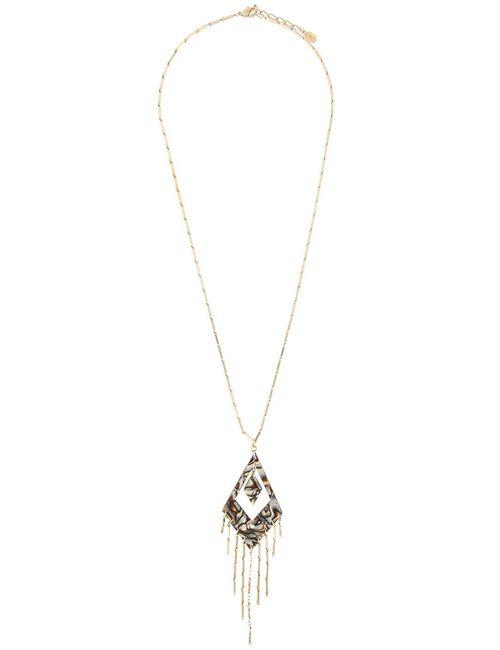 JEAN PAUL GAULTIER VINTAGE | Женское Серебристый Handmade Pendant Necklace