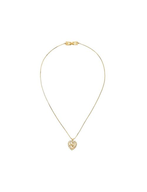 NINA RICCI VINTAGE | Женское Серебристый Heart Shape Pendant Necklace