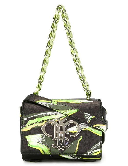 Emilio Pucci | Женское Черный Logo Detail Shoulder Bag