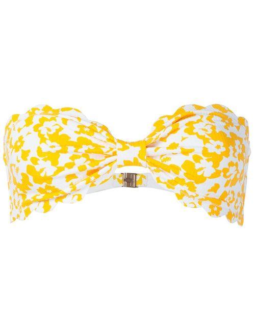 MARYSIA | Женское Желтый High-Waisted Bikini