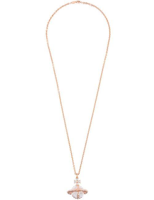 Vivienne Westwood | Женское Серебристый Logo Pendant Necklace