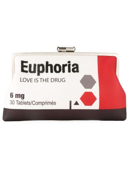 Sarah's Bag   Женский Многоцветный Клатч Euphoria