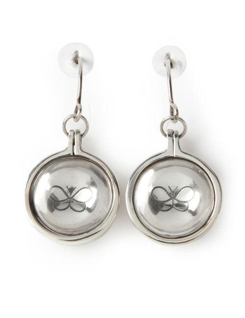 Bottega Veneta | Женское Серебристый Glass Earrings
