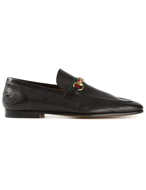 Gucci | Мужское Чёрный Horsebit Loafers