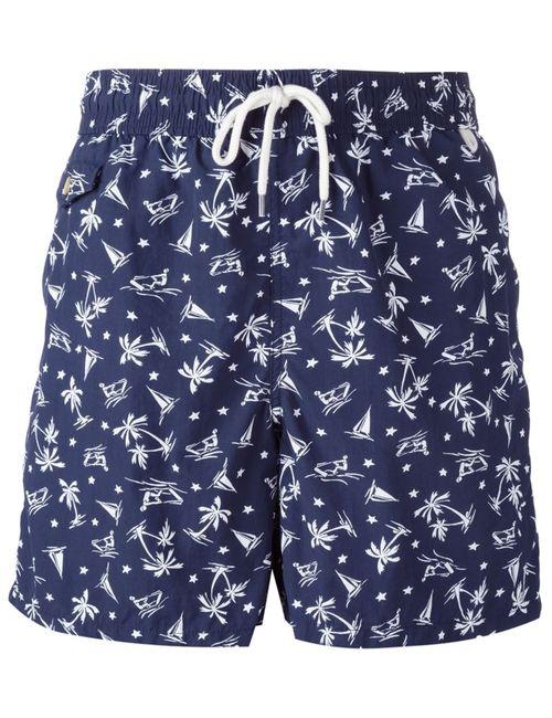 Polo Ralph Lauren | Мужские Синие Шорты Для Плавания