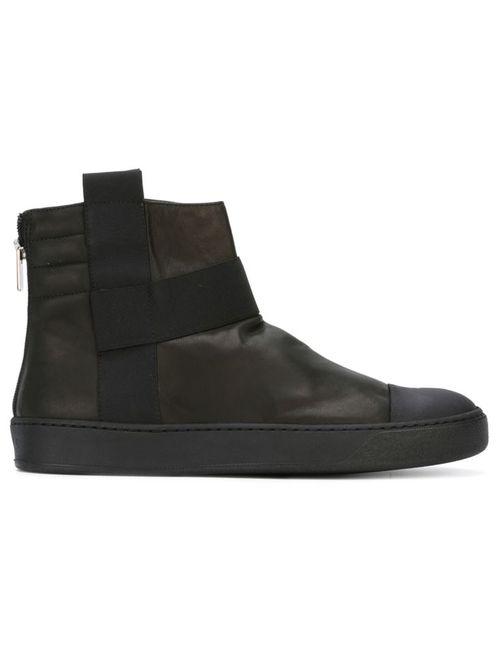 Lost & Found Ria Dunn | Мужское Чёрный Boot Hi-Top Sneakers