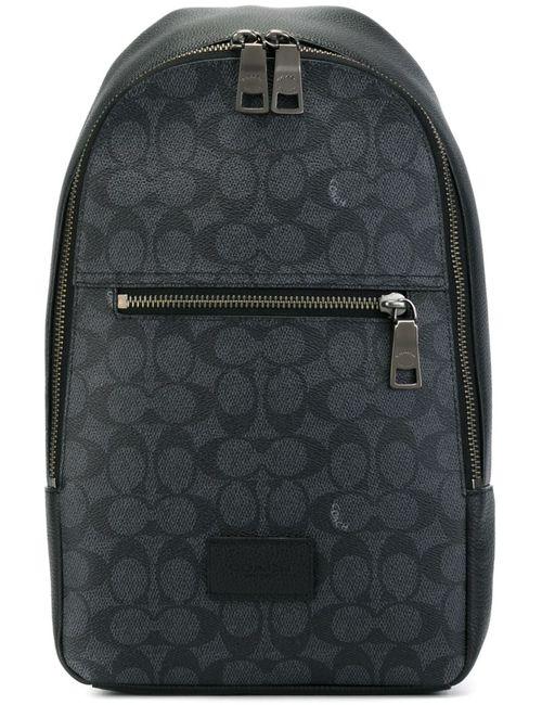 COACH | Мужское Серый Monogram Backpack