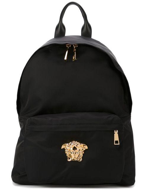 Versace | Женское Черный Medusa Backpack