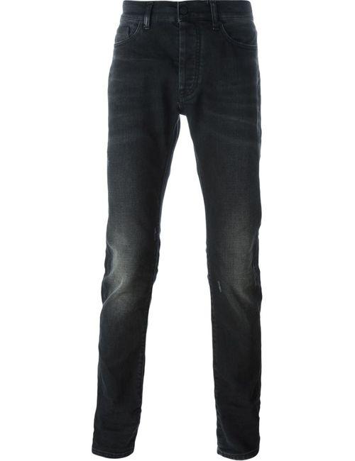 MARCELO BURLON COUNTY OF MILAN | Мужское Серый Slim Fit Jeans