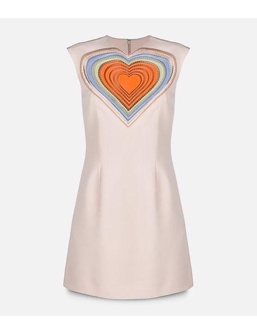 Christopher Kane | Женское Extra Large Love Heart Motif Dress