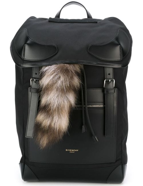 Givenchy | Мужское Чёрный Rider Backpack
