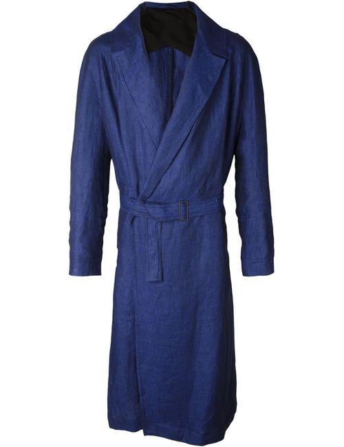 Haider Ackermann | Мужское Синий Oversized Coat