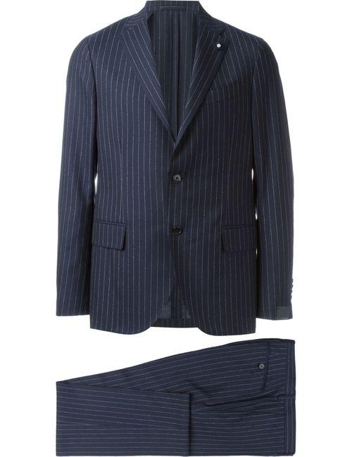 Lardini | Мужское Синий Two Piece Suit