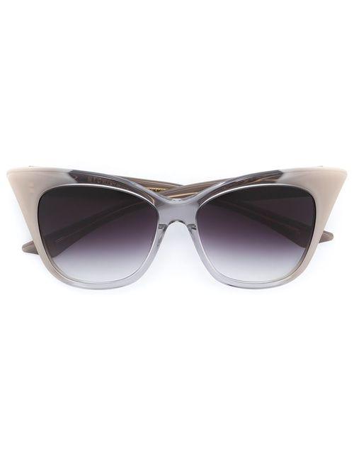 DITA Eyewear | Женские Серые Солнцезащитные Очки Magnifique
