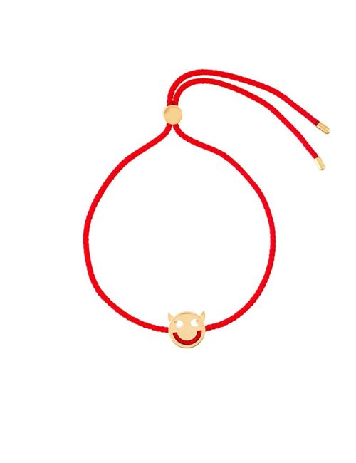 RUIFIER | Женское Красный Friends Wicked Bracelet