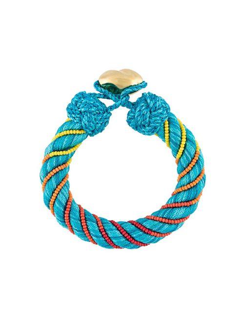 Aurelie Bidermann | Женское Синий Maya Beaded Bracelet