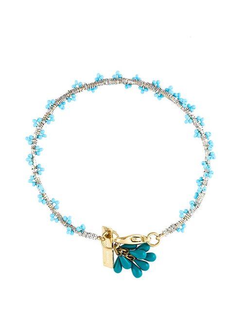Isabel Marant   Женское Синий All Over Twist Bracelet