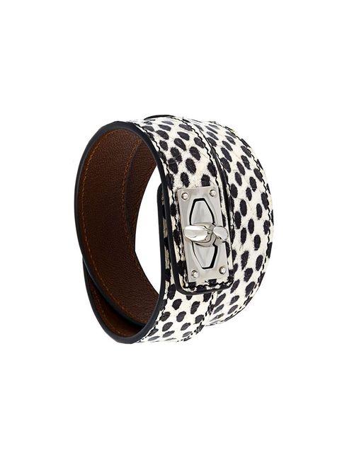 Givenchy | Женское Черный Shark Lock Bracelet