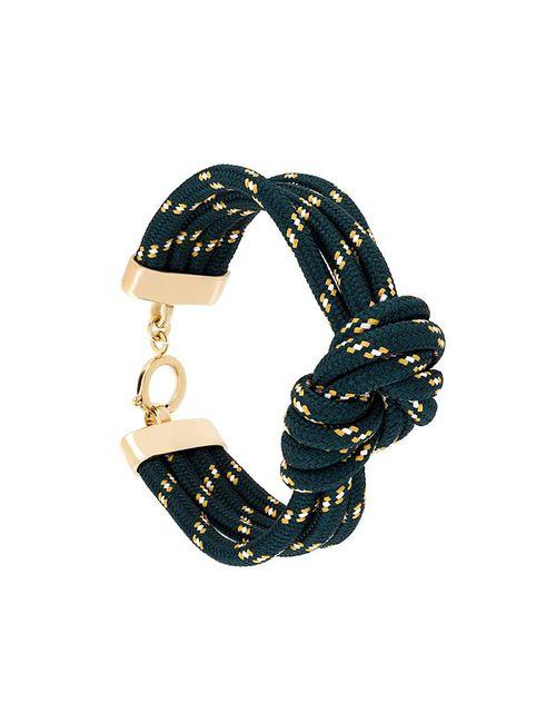 Isabel Marant   Женское Зелёный Twisted Bracelet
