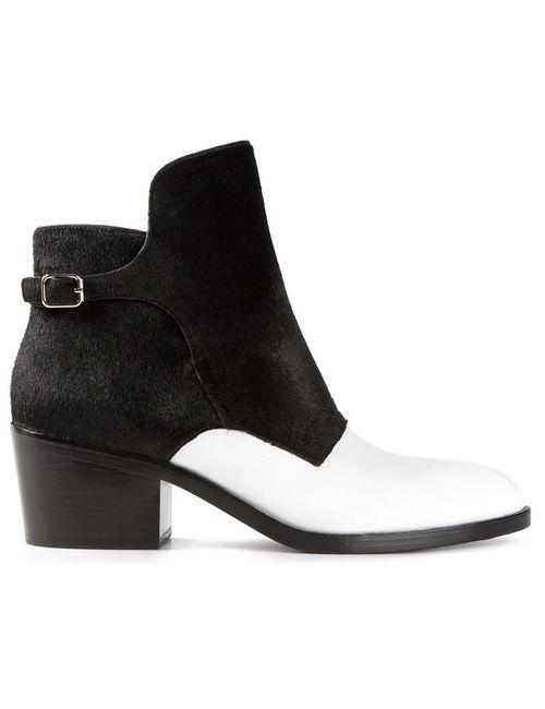 Alexander Wang | Женское Чёрный Cara Ankle Boots