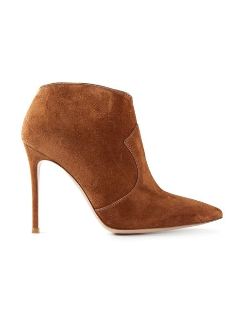 Gianvito Rossi | Женское Коричневый Mable Ankle Boots